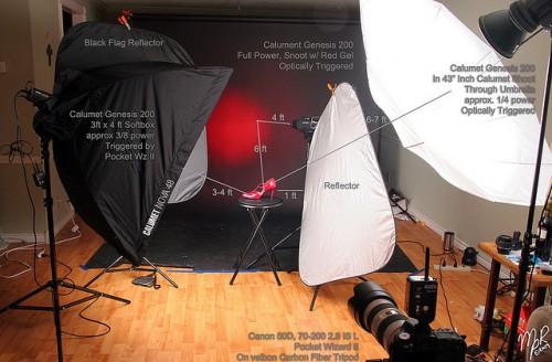 商品写真撮影