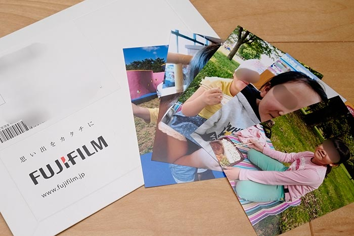 FUJIFILM 超簡単プリント・口コミ